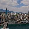 Overlooking Zurich