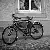 Old Bike:Steckborn Switzerland